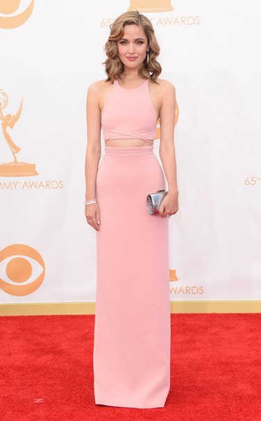 Rose Byrne in Calvin Klein Collection Dress