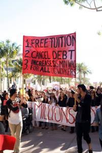 millionstudentmarch